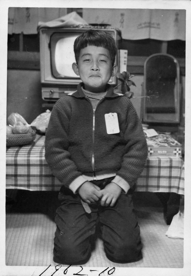 1962年 10歳